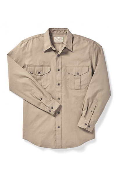 Filson Safari Cloth Shirt Maat 3XL
