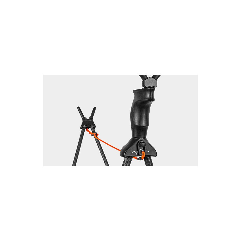 Blaser Shooting Stick 2.0 - Carbon 124cm/198cm-2