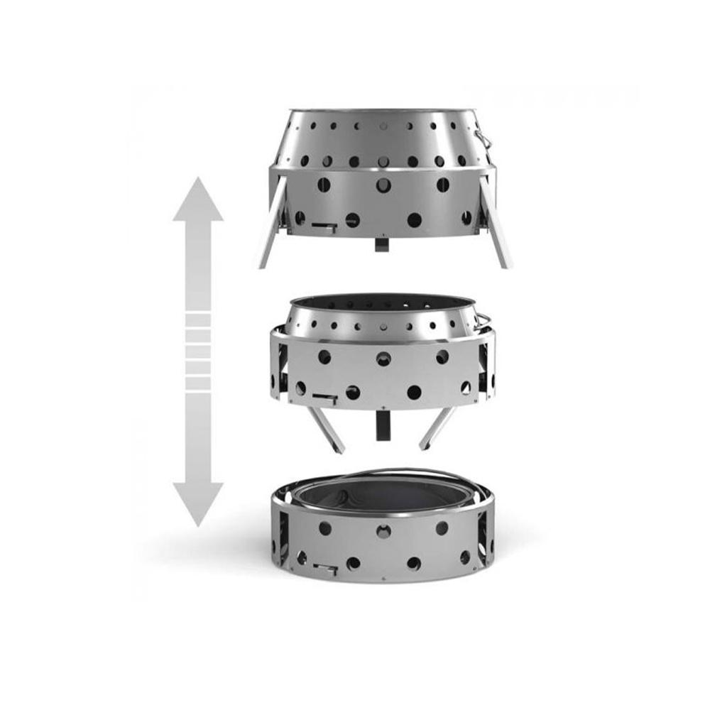 Petromax Atago Multi Vuurplaats/Grill-3