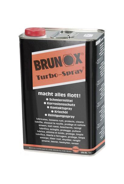 Brunox Wapen Onderhoudsspray 5 Liter