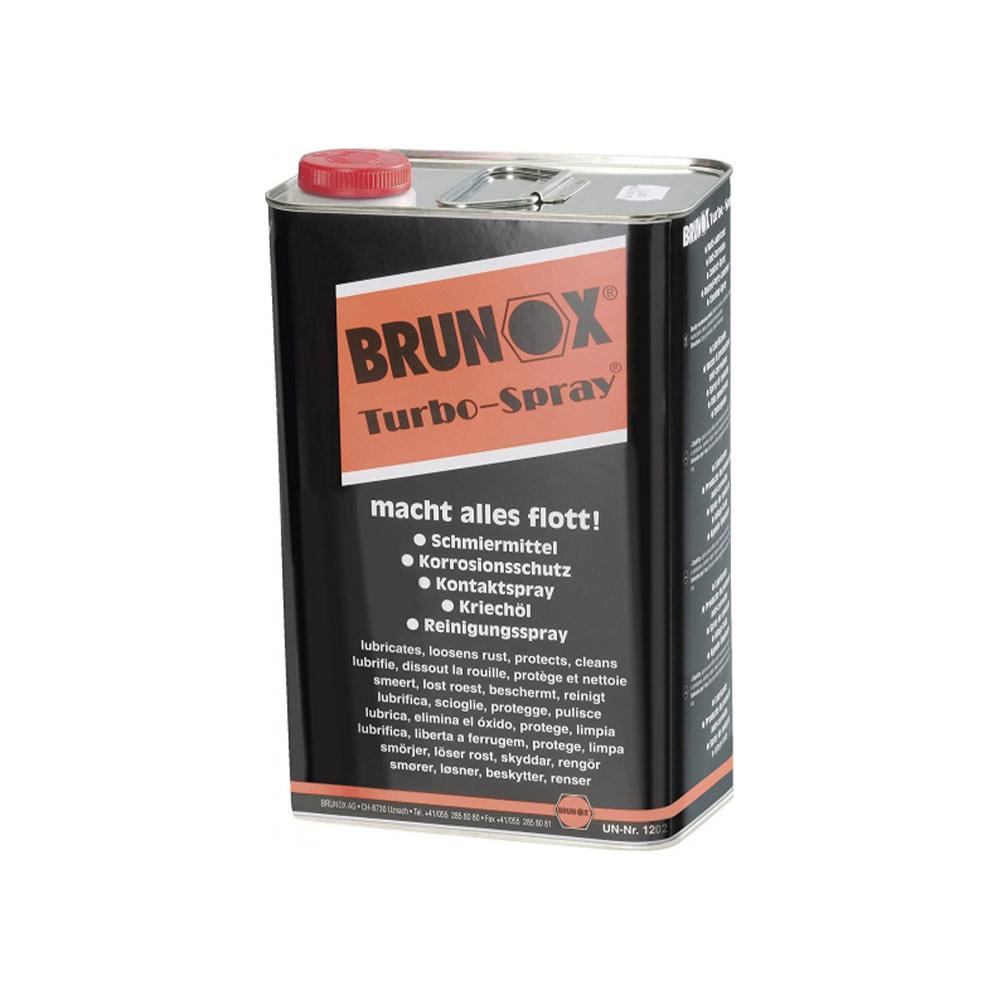 Brunox Wapen Onderhoudsspray 5 Liter-1