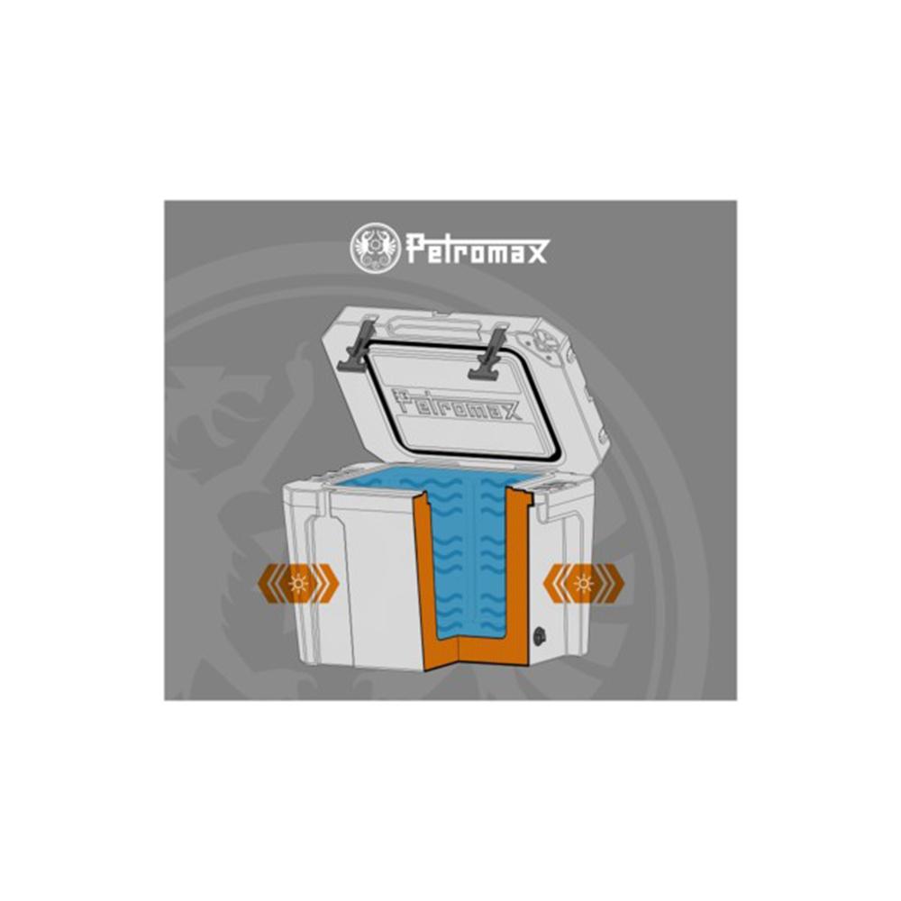 Petromax KX 25 Koelbox 25 L Zand-4