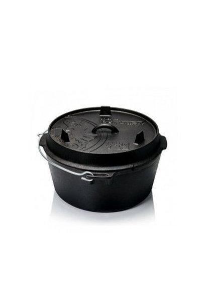 Petromax Dutch Oven ft6/7,6 L Zonder Pootjes