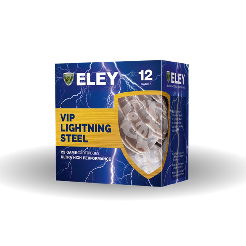 Eley Vip Steel  HP Lightning 36gr H3 12-1