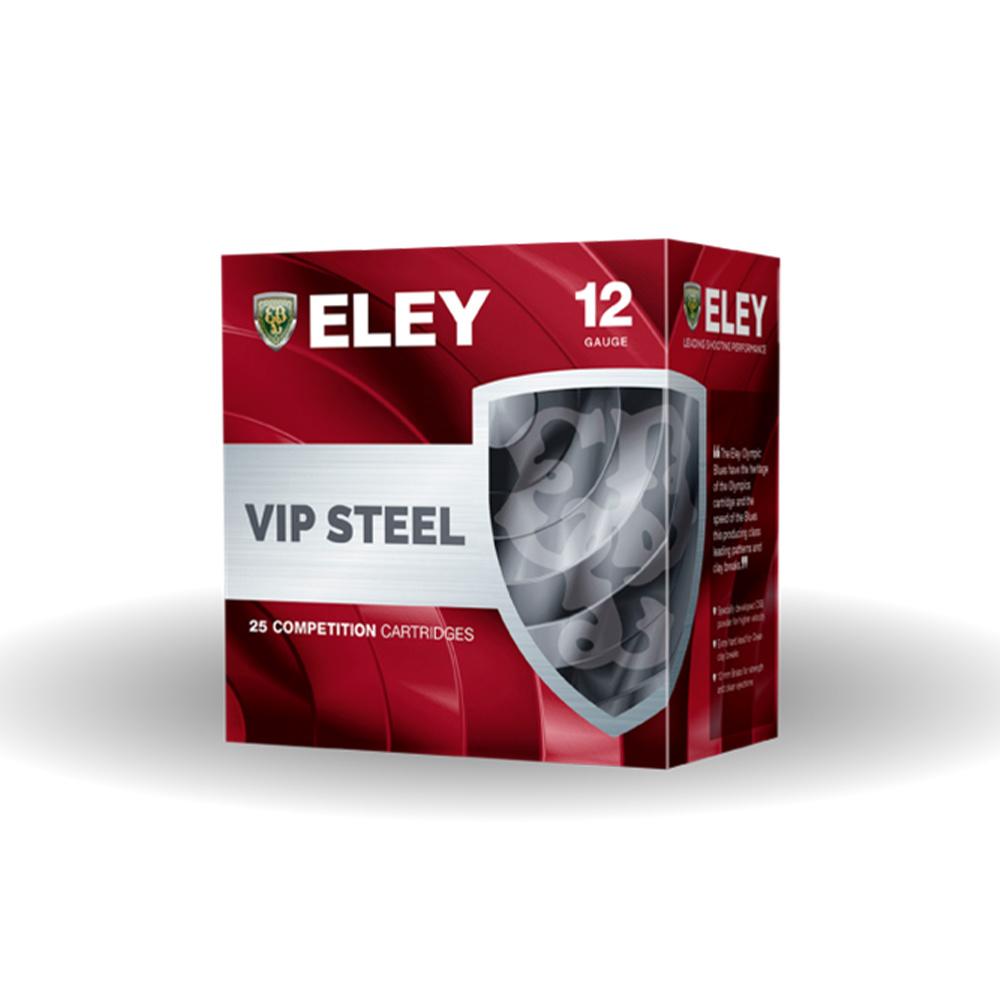 Eley Vip Steel 28gr H6 12-1