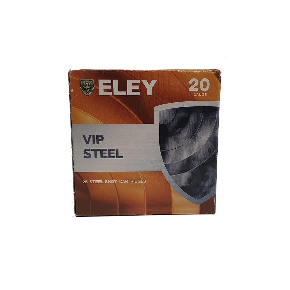 Eley Vip Steel Shot 24gr H4 20-1