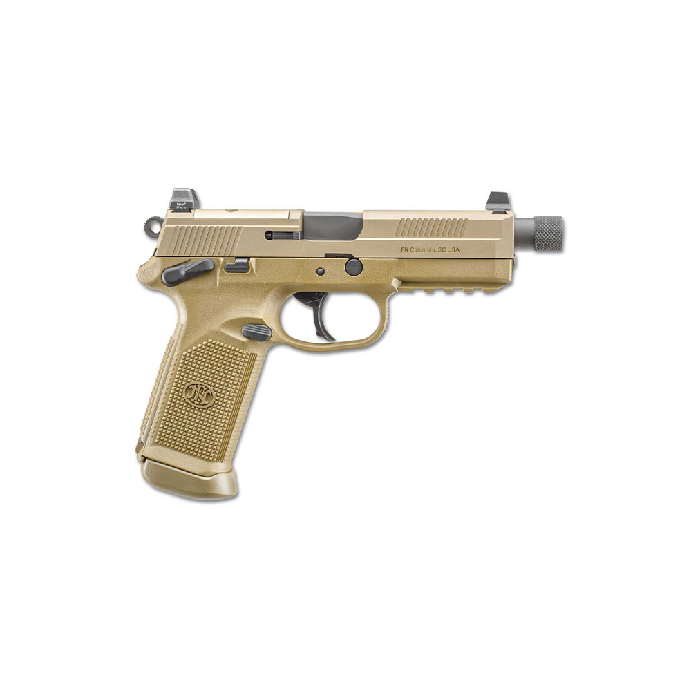 FNH-USA FNX-45 Tactical FDE .45 ACP-1
