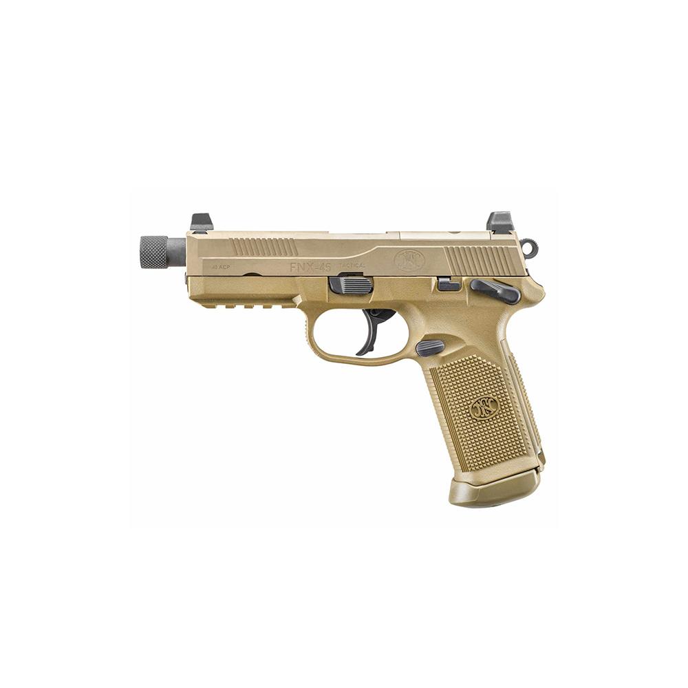 FNH-USA FNX-45 Tactical FDE .45 ACP-2