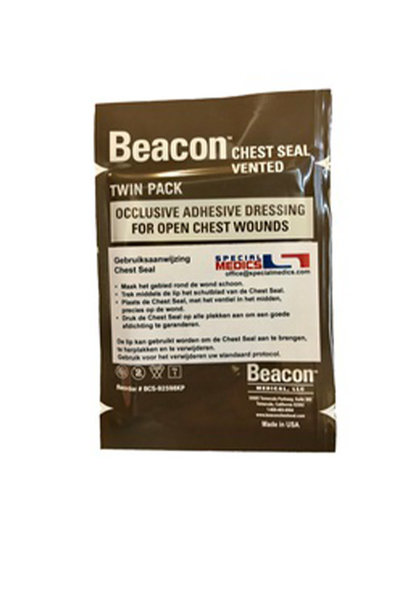 Beacon Chest Seal Twin Pack