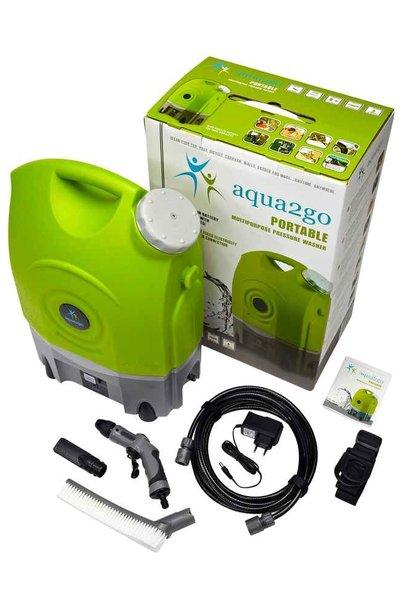 Aqua2go Frankonia Mobiele Reinigingsmachine Met Accu