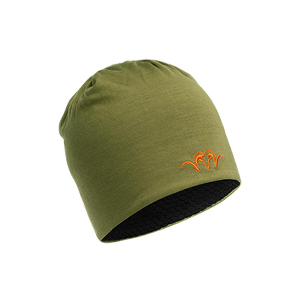 Blaser Drain Beanie  Highland Green-3