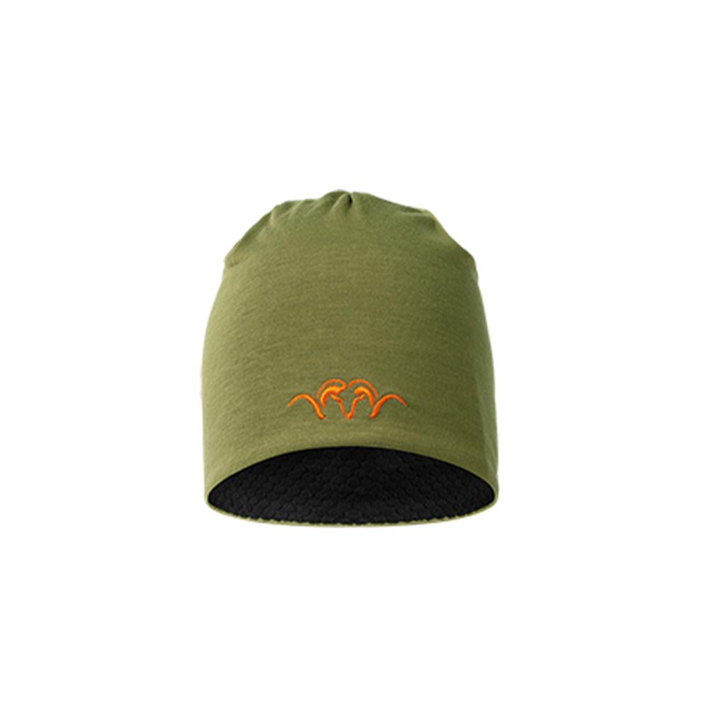 Blaser Drain Beanie  Highland Green-1