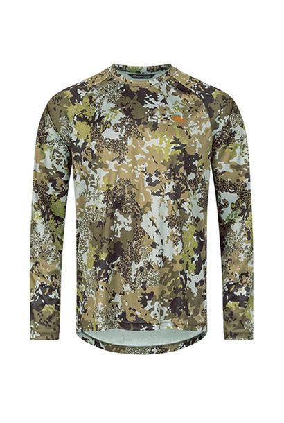 Blaser Function LS Shirt 21 HunTec Camo