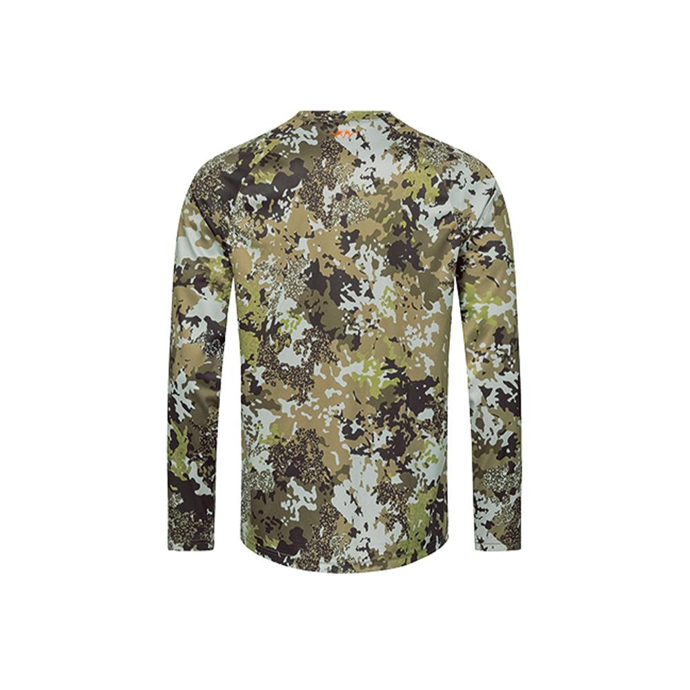 Blaser Function LS Shirt 21 HunTec Camo-2
