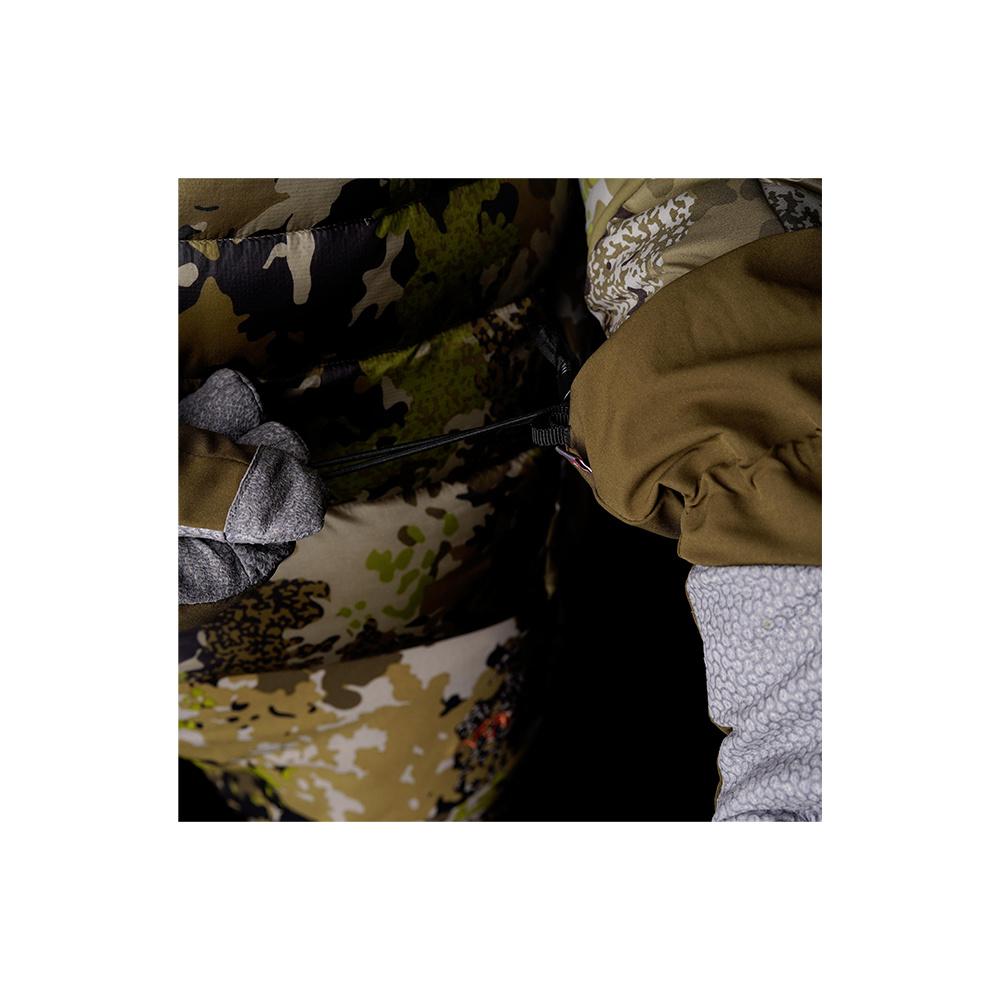 Blaser Winterhandschoenen 21 Dark Olive-2