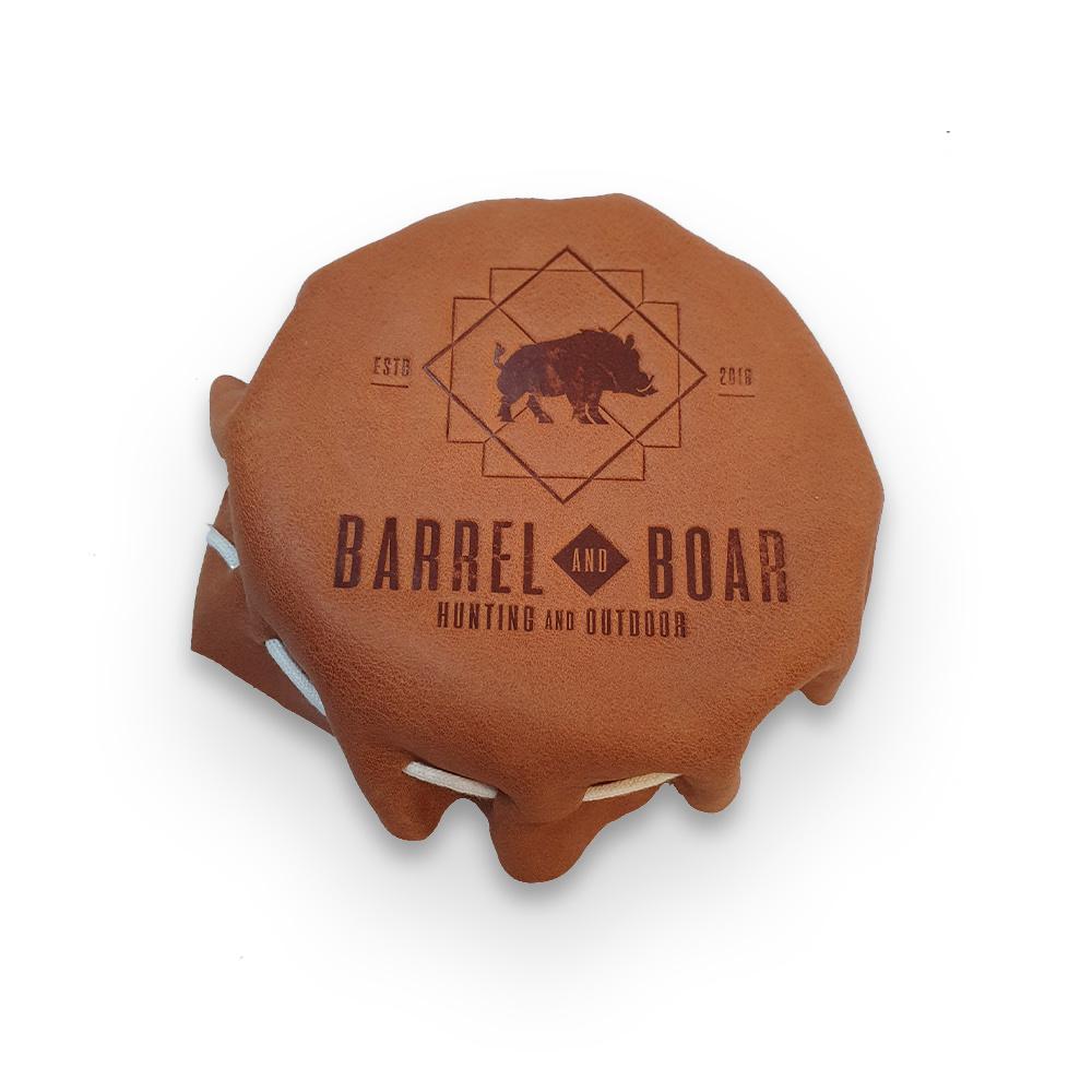 Belpo Ledervet Hunt  + Barrel and Boar Lederen Buidel-3