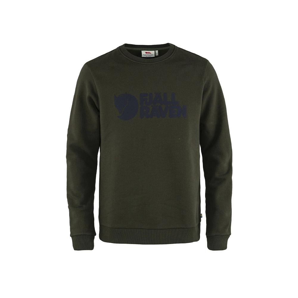 Fjällräven Logo Sweater-1