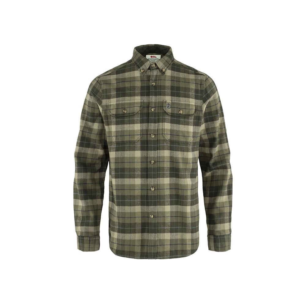 Fjällräven Singi Heavy Flannel Shirt-1