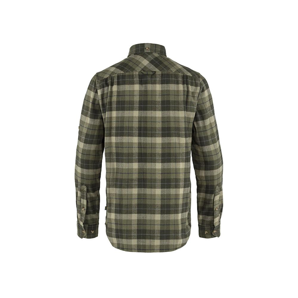 Fjällräven Singi Heavy Flannel Shirt-2