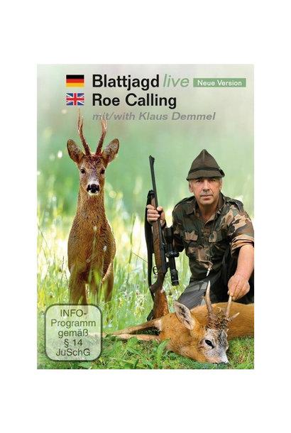 Rottumtaler DVD Wildlocker Blattjagd Roe Calling