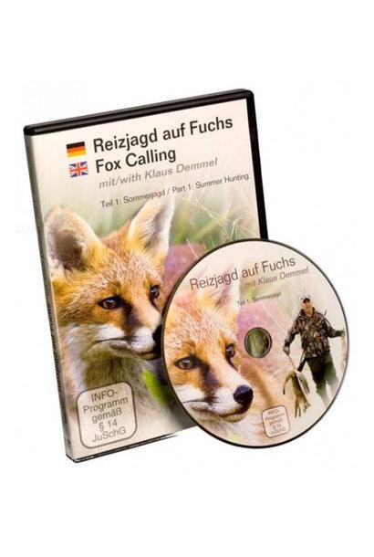 Rottumtaler DVD Set Wildlocker Reizjagd Auf Fuchs