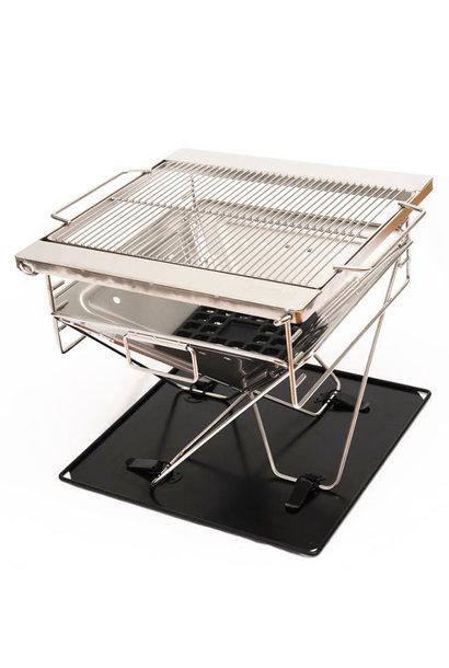 EOE Sollig Vuurschaal/BBQ/Grill