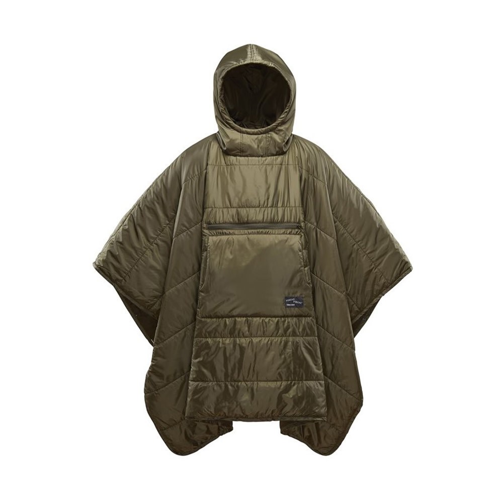 Therm-A-Rest Honcho Poncho Olive-1