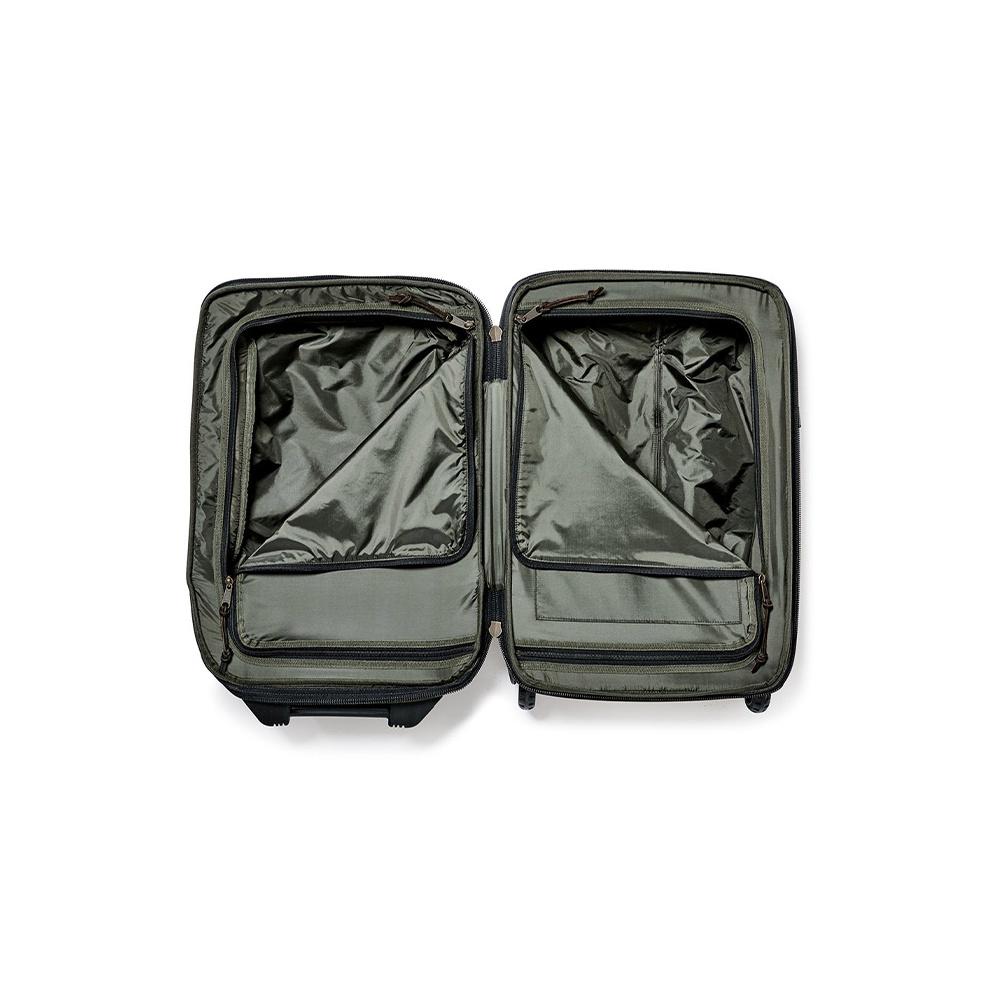 Filson Dryden 2 Wheeled Carry On Bag - Otter Groen-2