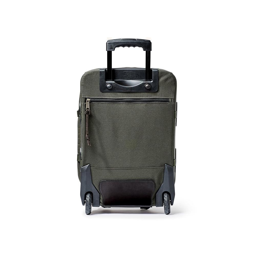 Filson Dryden 2 Wheeled Carry On Bag - Otter Groen-3