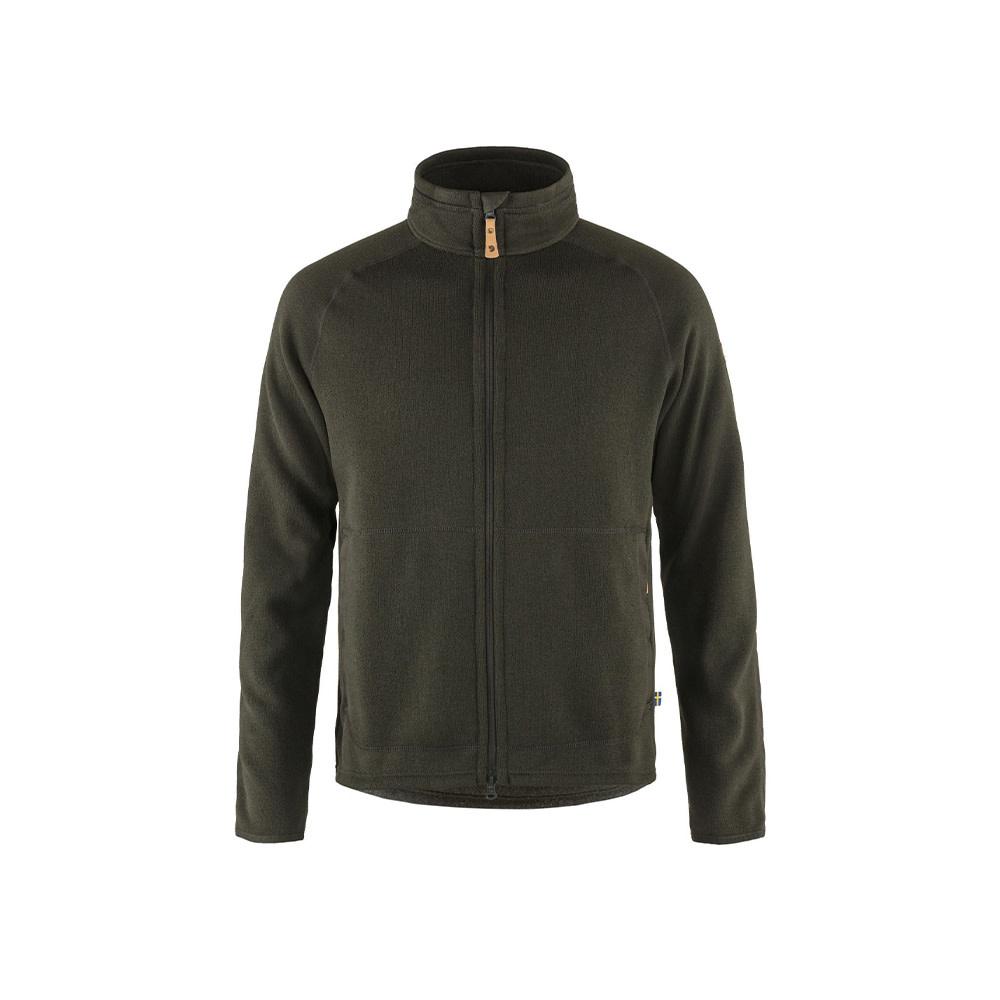 Fjällräven Övik Fleece Zip Sweater-1