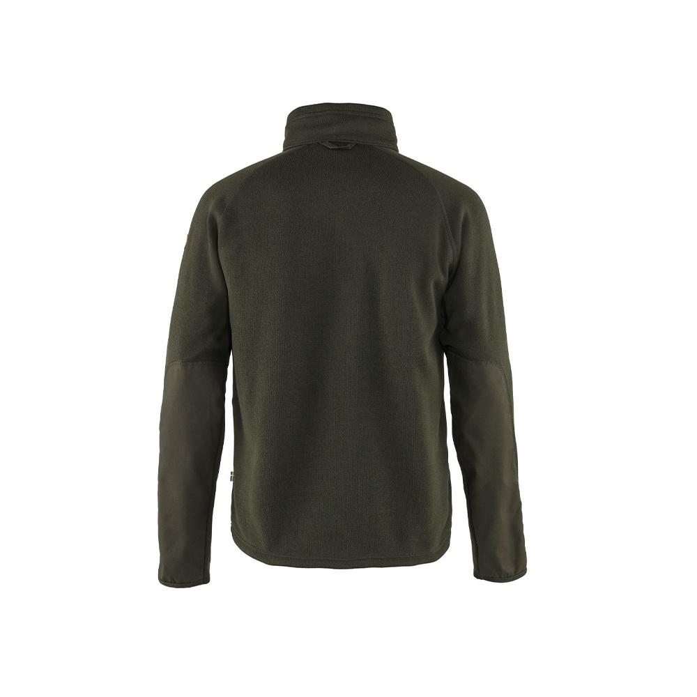 Fjällräven Övik Fleece Zip Sweater-2