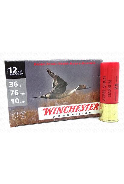 Winchester Steel Magnum 36gr H3 Kal.12 76mm (25st/box)