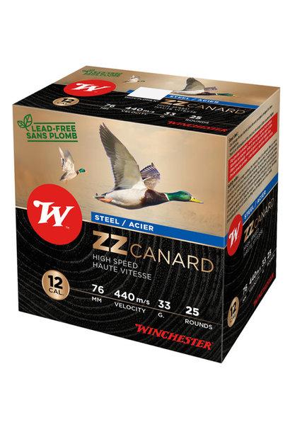 Winchester ZZ Canard 33gr H4 Kal.12 76mm (25st/box)