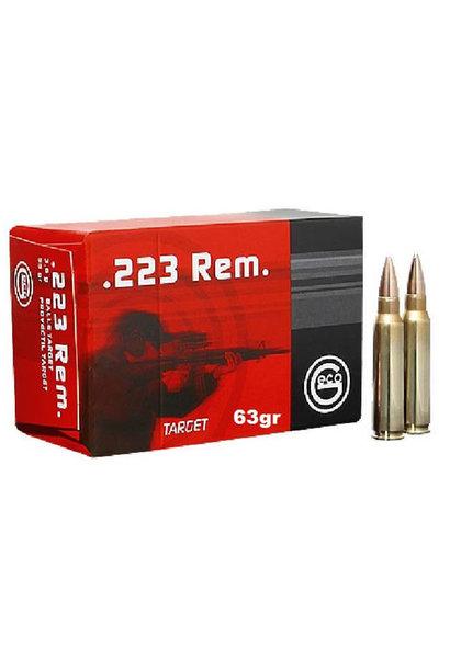Geco FMJ 63gr. .223 REM (50st/box)