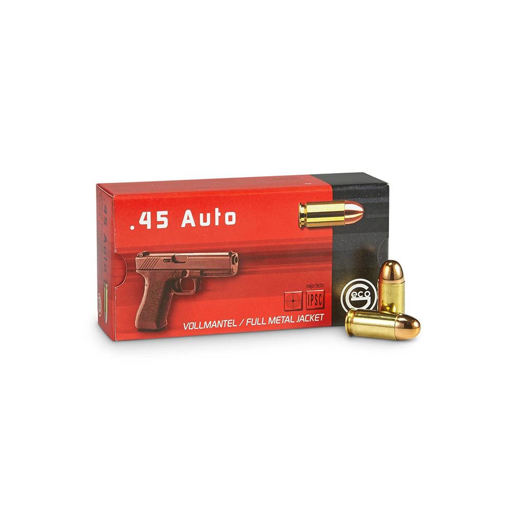 Geco FMJ .45 ACP 230gr (50st/box)-1