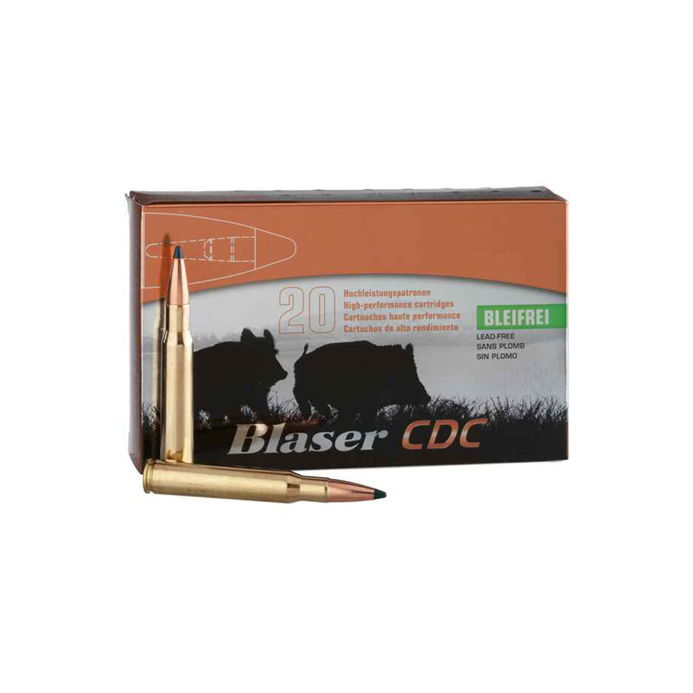 Blaser CDC 9.4gr 7x65R-1