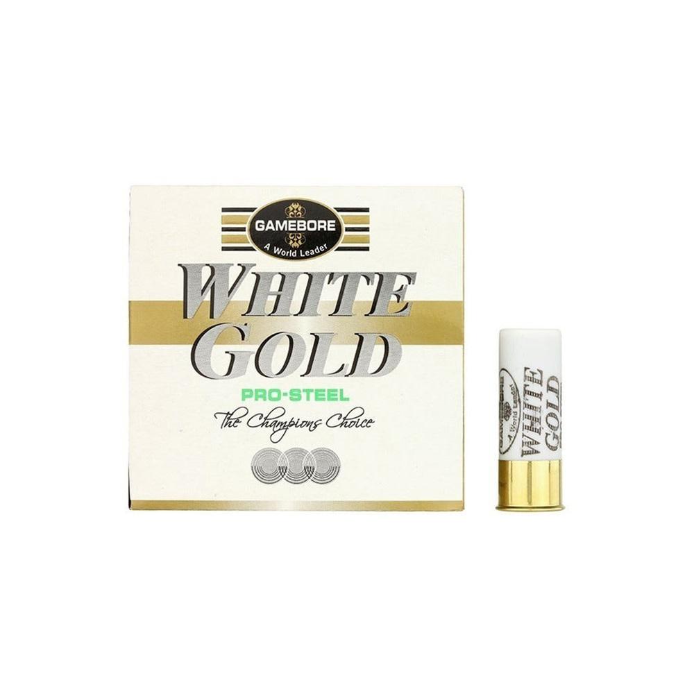 Gamebore White Gold 24g H7 12 (25st/box)-1