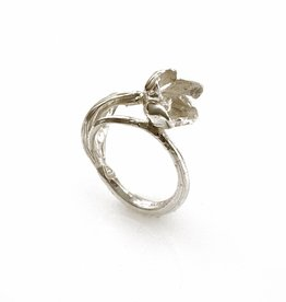 Rebels & Icons Ring ice flower