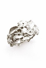 Rebels & Icons Ring frogs & flowers