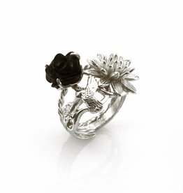 Rebels & Icons Ring kolibrie