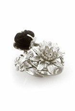 Rebels & Icons Ring kolibrie - zilver