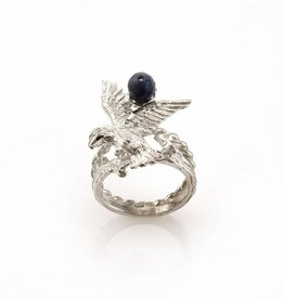 Rebels & Icons Ring eagle