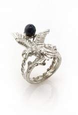 Rebels & Icons Ring eagle - silver