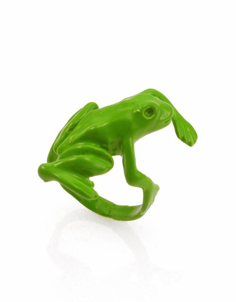 Kikkerring - groen