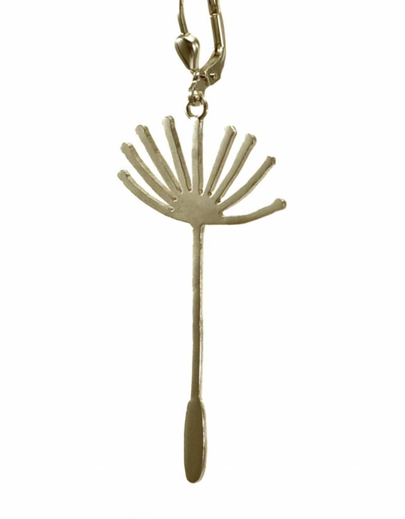 Rebels & Icons Leverbacks dandelion seed