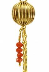 Rebels & Icons Leverbacks lantern - gold