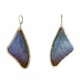 Rebels & Icons Leverbacks morpho wing