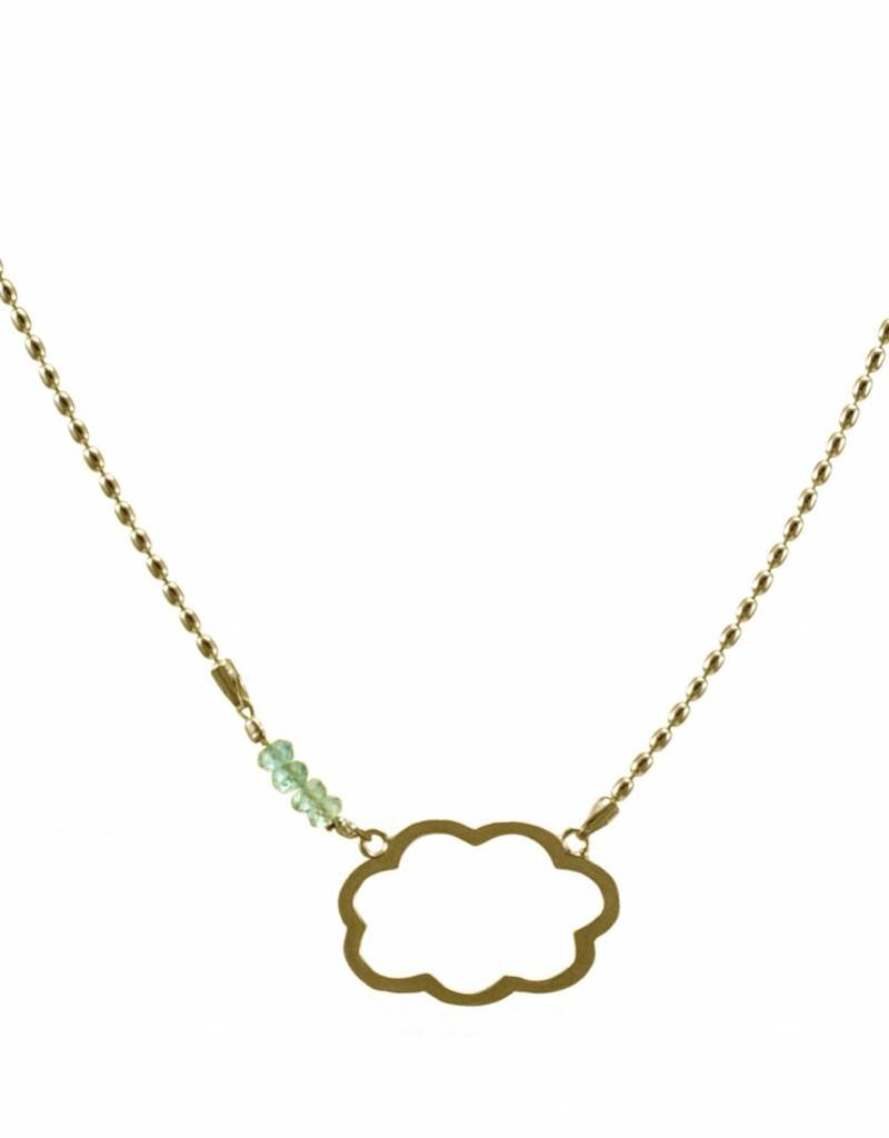 Rebels & Icons Ketting wolk