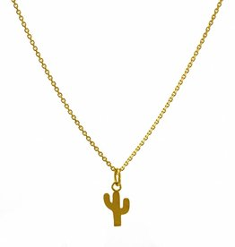 Rebels & Icons Necklace cactus