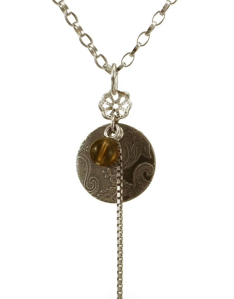 Rebels & Icons Necklace coin